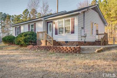 Johnston County Single Family Home For Sale: 943 Whitley Road