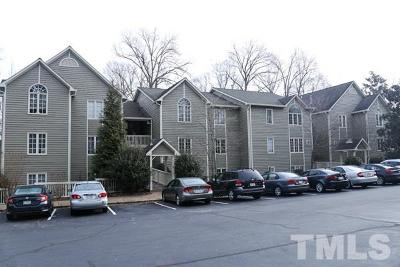 Wake County Condo For Sale: 305 Glen Echo Lane #E