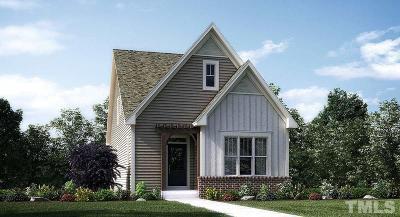 Raleigh Single Family Home For Sale: 6404 Giddings Street #3060 McC
