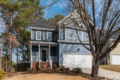 Cary Single Family Home For Sale: 108 Whitlock Lane