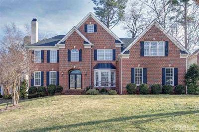 Cary NC Single Family Home For Sale: $574,900