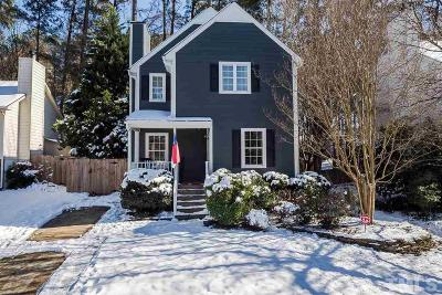 Wake County Single Family Home Contingent: 1036 Mills Street