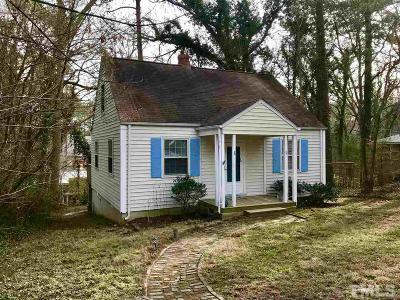 Orange County Single Family Home For Sale: 115 Purefoy Road