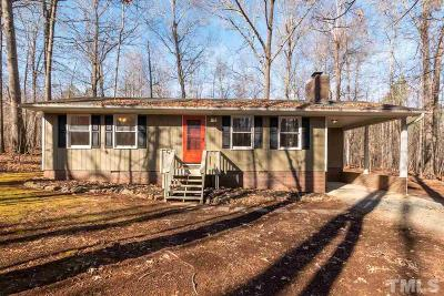 Durham Single Family Home For Sale: 3009 Yellowwood Court