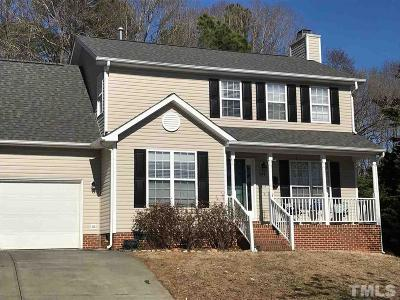 Wake Forest Single Family Home For Sale: 809 Ledgerock Road