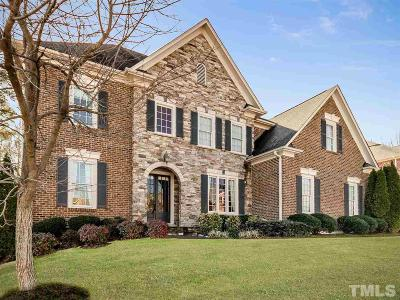 Wake County Single Family Home For Sale: 2002 Wild Waters Drive
