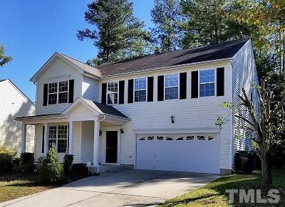 Durham Single Family Home For Sale: 6303 Winding Arch Drive