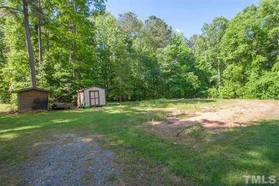 Wake County Residential Lots & Land For Sale: 3405 Hardwood Drive