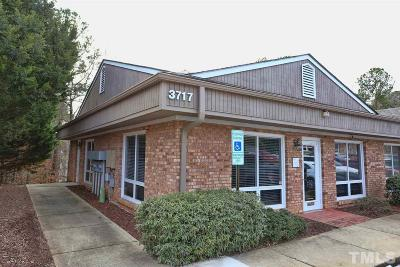 Durham Commercial For Sale: 3717 University Drive