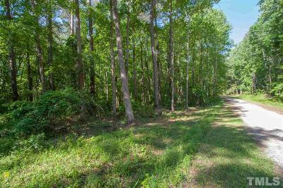 Wake County Residential Lots & Land For Sale: 3409 Hardwood Drive