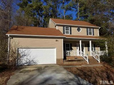 Raleigh Single Family Home For Sale: 1717 Netherfield Lane