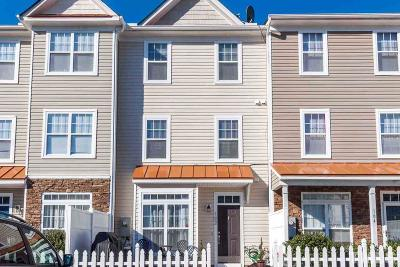 Raleigh NC Townhouse For Sale: $155,000