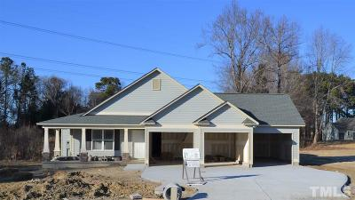 Willow Spring(s) Single Family Home Pending: 106 Terawood Farm Drive