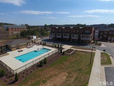 Raleigh Condo For Sale: 2430 Campus Shore Drive #101