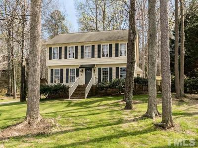 Raleigh Single Family Home For Sale: 2320 Weybridge Drive