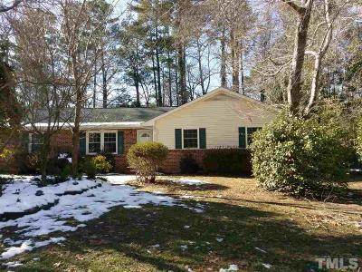 Cary Single Family Home For Sale: 404 S Montreal Court