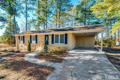 Durham Single Family Home For Sale: 6122 Barbee Road
