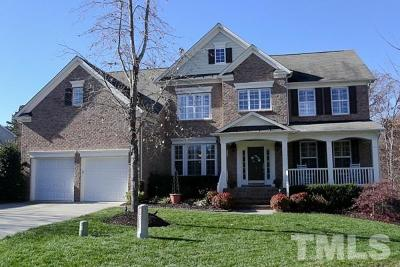 Durham Single Family Home For Sale: 1 Rencher Court