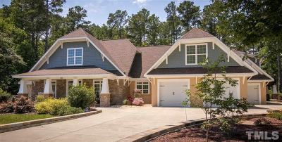 Fuquay Varina Single Family Home For Sale: 417 N Harrison Place Lane