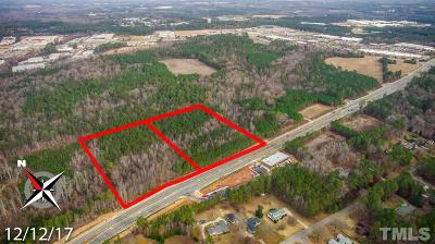 Wake County Residential Lots & Land For Sale: Timber Drive