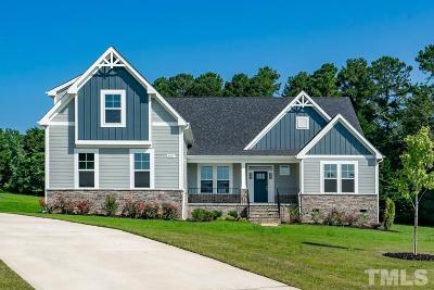 Wake Forest Single Family Home For Sale: 2701 Oxford Bluff Drive