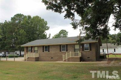 Johnston County Rental For Rent: 404 W First Street
