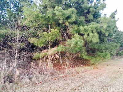 Sampson County Residential Lots & Land For Sale: Bearskin Road