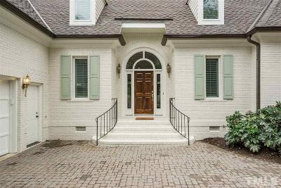 Raleigh Single Family Home For Sale: 7628 Rainwater Road