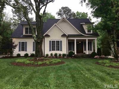 Single Family Home For Sale: 621 Manchester Drive
