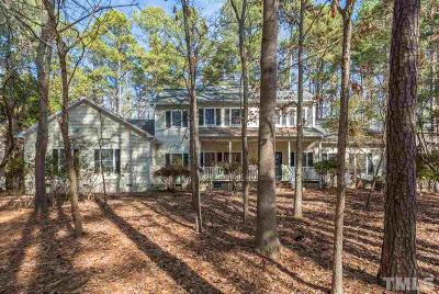 Pittsboro Single Family Home For Sale: 708 Spindlewood