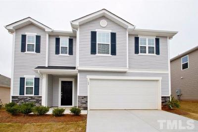 Johnston County Rental For Rent: 184 Plymouth Drive