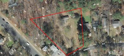 Cary Single Family Home Contingent: 425 Sorrell Street