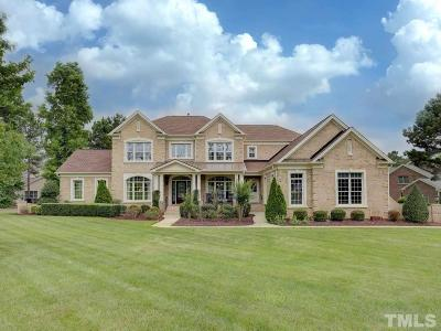 Single Family Home For Sale: 4001 Belmont Forest Way