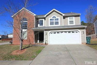 Durham Single Family Home Contingent: 2003 Spring Creek Drive