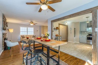 Cary Single Family Home Contingent: 935 Hillview Drive