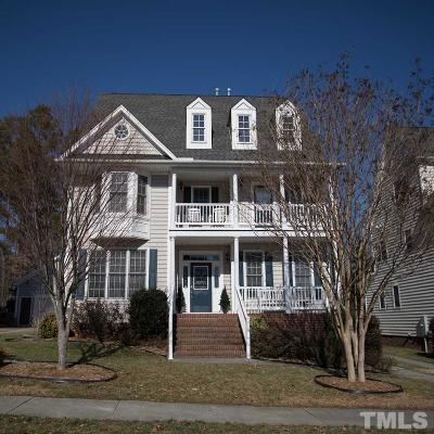 Morrisville Single Family Home Contingent: 504 Star Magnolia Drive
