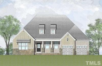 Pittsboro Single Family Home For Sale: 1743 Andrews Store Road