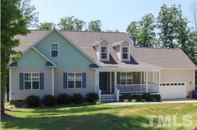 Johnston County Rental For Rent: 187 W Alex Drive