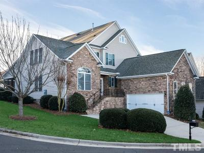Single Family Home Contingent: 402 Braswell Brook Court