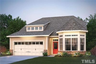 Holly Springs Single Family Home Pending: 132 Sweet Maple Court