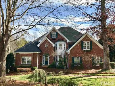 Cary Single Family Home For Sale: 104 Regal Pine Court