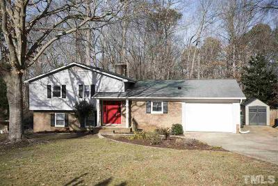 Cary Single Family Home Contingent: 825 Madison Avenue