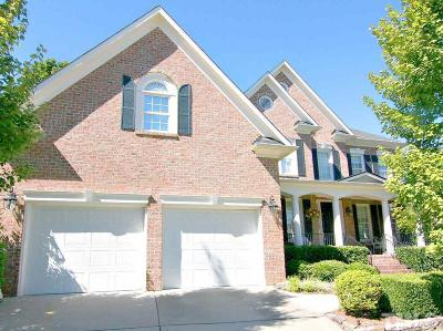 Raleigh Single Family Home Contingent: 11833 Lowery Ridge Drive