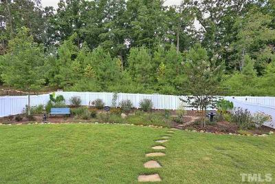 Chapel Hill Single Family Home For Sale: 700 Tobacco Farm Way