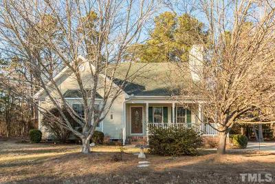 Rolesville Single Family Home Contingent: 600 Geneina Lane