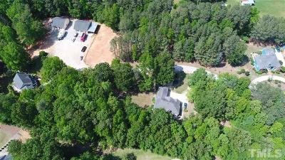 Garner Single Family Home For Sale: 725 Thompson Road