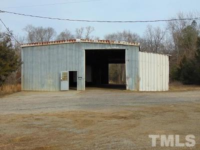 Granville County Commercial For Sale: 135 Tobacco Road