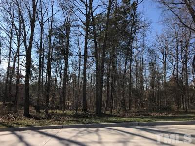 Chatham County Residential Lots & Land For Sale: 10223 Governors Drive