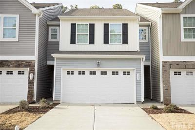 Holly Springs Townhouse Pending: 126 Cobalt Creek Way