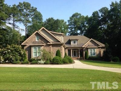 Johnston County Single Family Home For Sale: 601 E Stanley Street